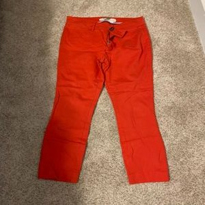 Anthropologie pants - Chino Style